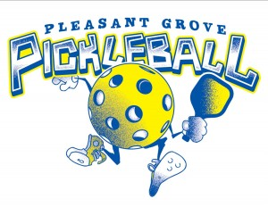 Pleasant Grove Pickleball Logo